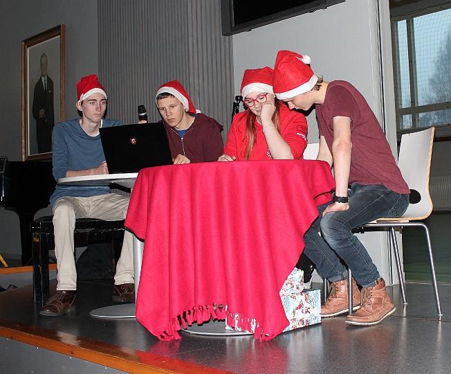 Joulunäytelmä