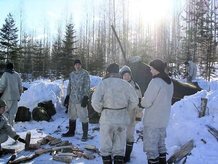 Armeija talvivarustus